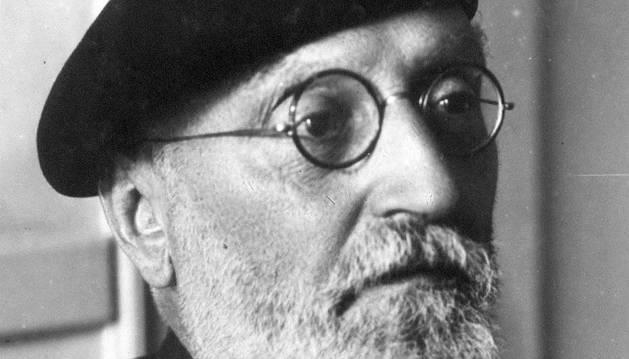 El escritor Miguel de Unamuno