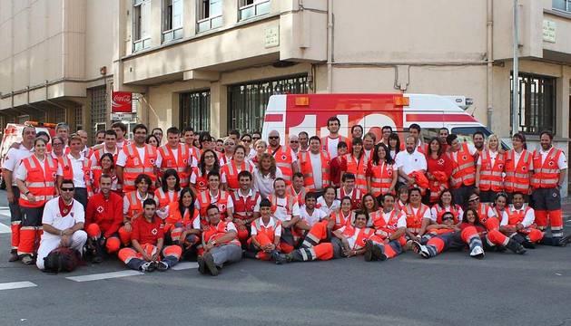 Casi 100.000 personas desempeñan algún tipo de acción de voluntariado en Navarra