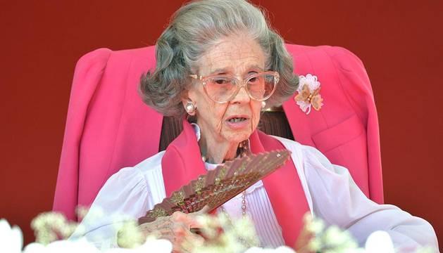 La Reina Fabiola, española y esposa del Rey Balduino I de Bélgica, falleció el viernes 5 de diciembre de 2014 a los 86 años.