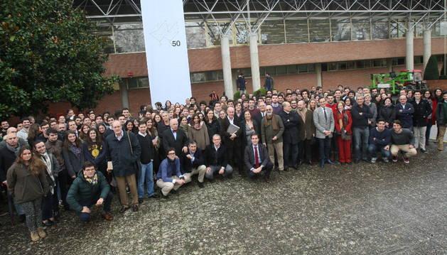 La Escuela de Arquitectura inicia los actos de su 50 aniversario