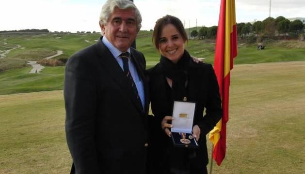 Gonzaga Escauriaza y Beatriz Recari