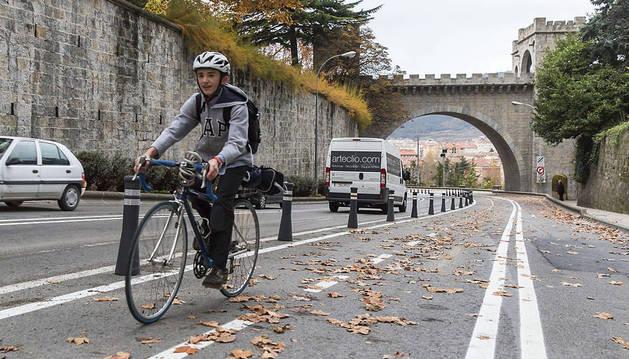 La bicicleta, un habitante urbano más