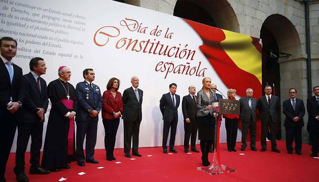 El debate de la reforma marca el 36 aniversario de la Constitución