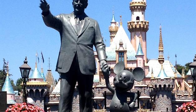 Disneyland, en una imagen de Instagram.