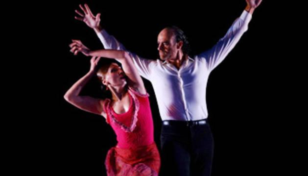 La coreografía 'Fuego', de la Compañía Antonio Gades, el 10 en Baluarte
