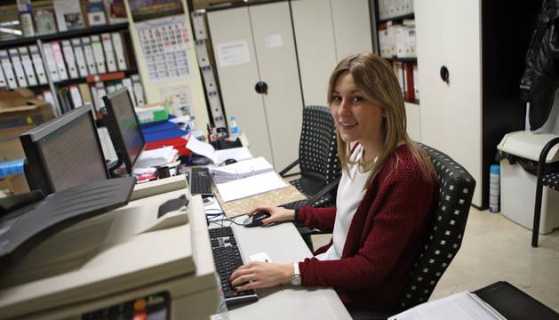 'Savia joven' en el Ayuntamiento de Tudela