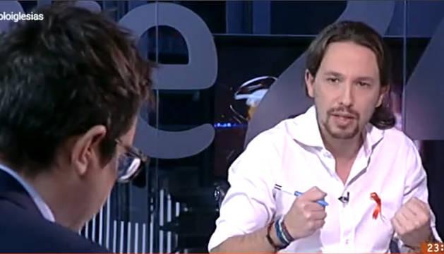 Pablo Iglesias señala que Podemos trabaja en