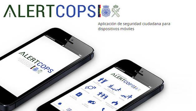 El Gobierno lanza la innovadora aplicación 'Alertcops'