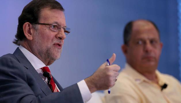 Rajoy afirma que el PIB  puede crecer más del 2 por ciento en 2015