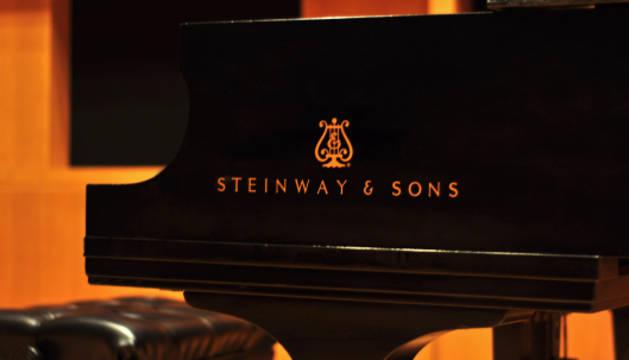 Un sótano habitado por los mejores pianos del mundo