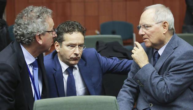 El Eurogrupo acepta una prórroga de dos meses del rescate a Grecia