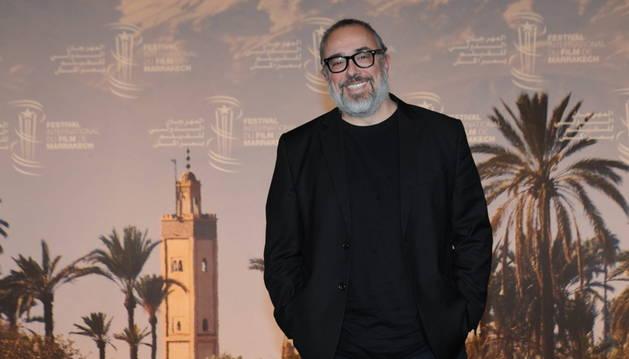 De la Iglesia, en el Festival internacional de cine de Marrakech