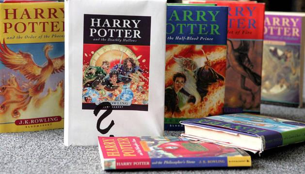 Los libros de 'Harry Potter' en inglés se recomiendan para los jóvenes con nivel avanzado