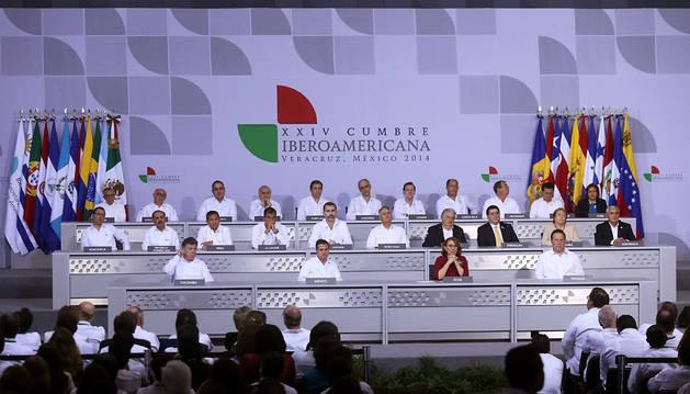 Las ausencias ensombrecen la Cumbre de Veracruz