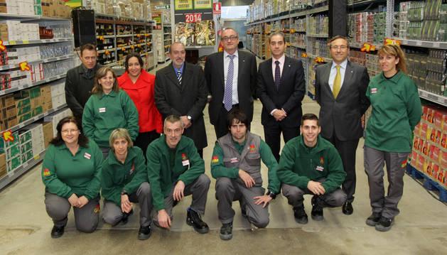 Grupo Miquel abre en Tudela su primer 'cash & carry' en Navarra