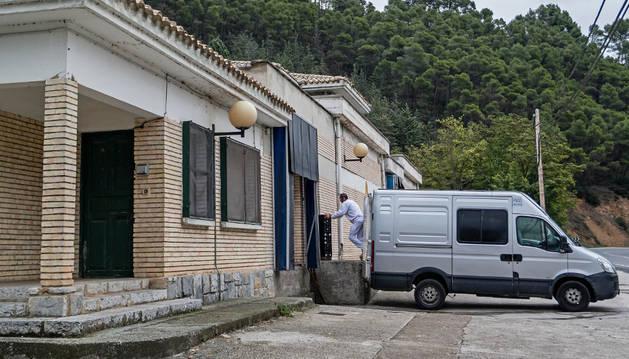 Una sociedad cárnica alquila por cinco años el matadero de Estella