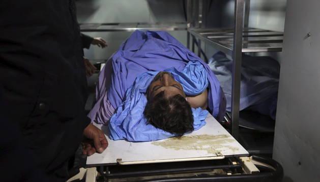 Un ministro palestino muere a manos del Ejército israelí en Cisjordania