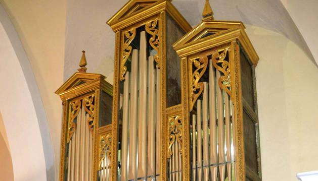 El órgano de Tarazona