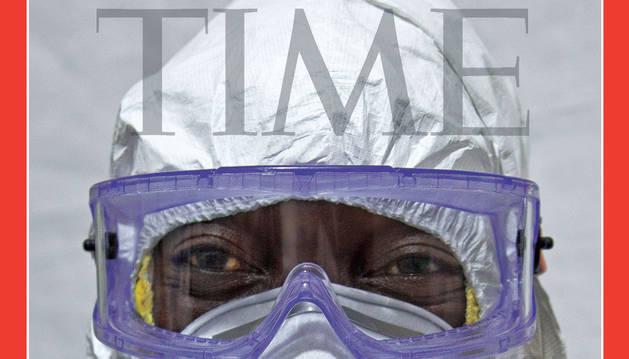 'Time' nombra personas del año a quienes luchan contra el ébola