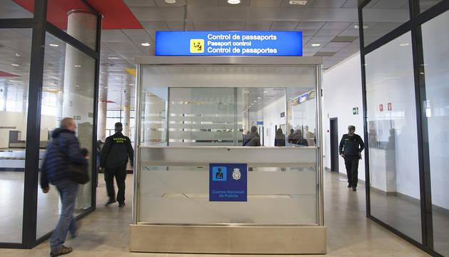 El aeropuerto de Castellón anuncia su primer vuelo tras cuatro años