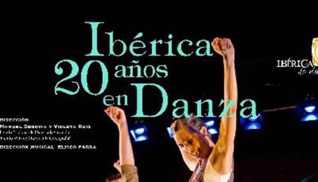 Ibérica de Danza cumple 20 años en el Gayarre