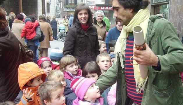 Santesteban celebra el sábado la Feria de Santa Lucía