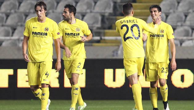 El Villarreal hace los deberes en Chipre