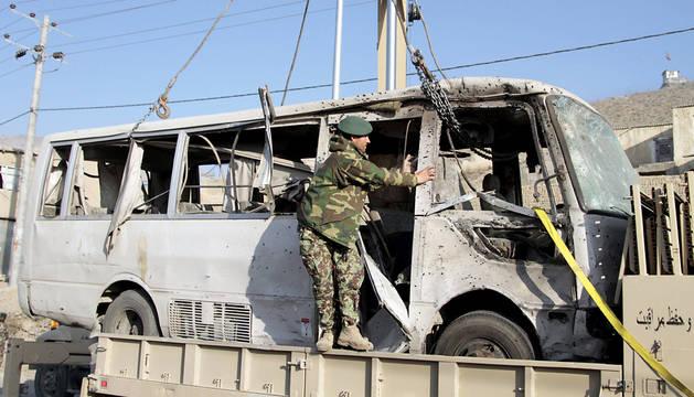 España mantendrá 485 militares en la nueva misión en Afganistán