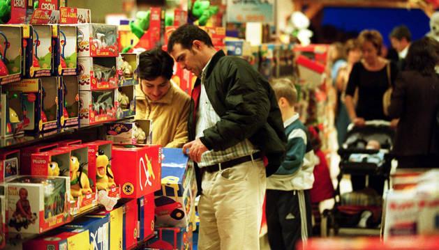 El sector de los juguetes, uno de los que más crecen en Navidad