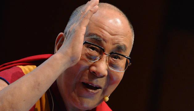 El líder espiritual tibetano Dalai Lama