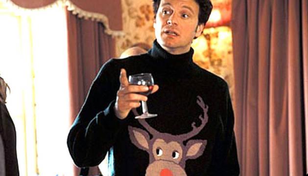 Colin Firth, en una escena de la película 'El diario de Bridget Jones'