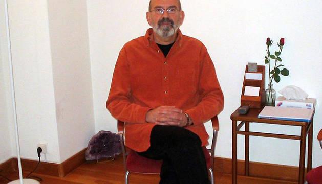 Ángel Cárcar Muerza, en una imagen de 2007
