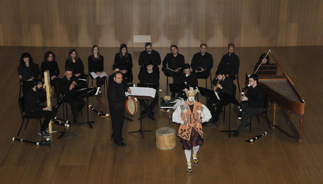 Tres conciertos música del Renacimiento a 1.200 estudiantes