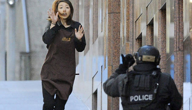 La Policía cierra parte del centro de Sídney por un secuestro con rehenes