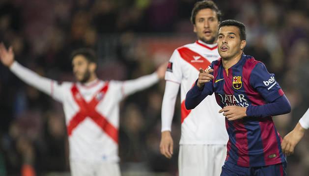 El Barça olvida la Liga goleando al un Segunda B