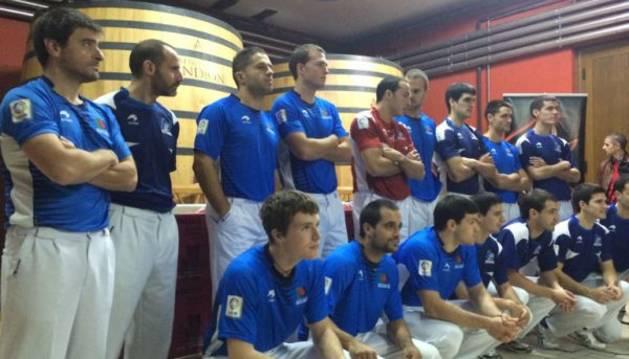 Presentación Campeonato Parejas 2015