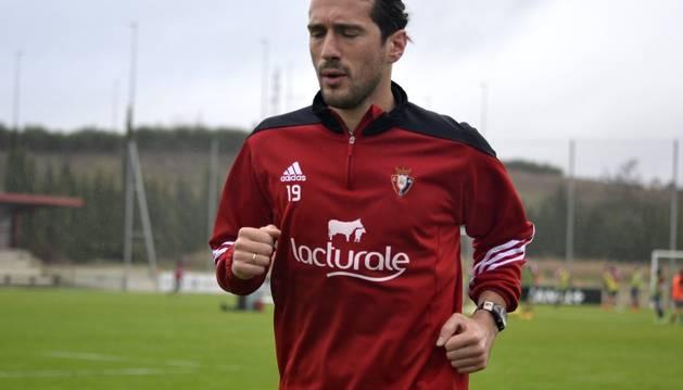 Vujadinovic realizó carrera continua en Tajonar
