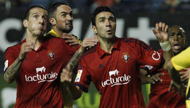 Vujadinovic y Nekounam, contra el Girona