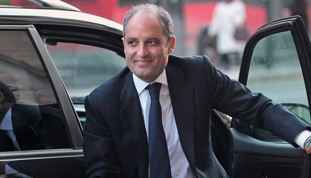 El expresidente valenciano, Francisco Camps.