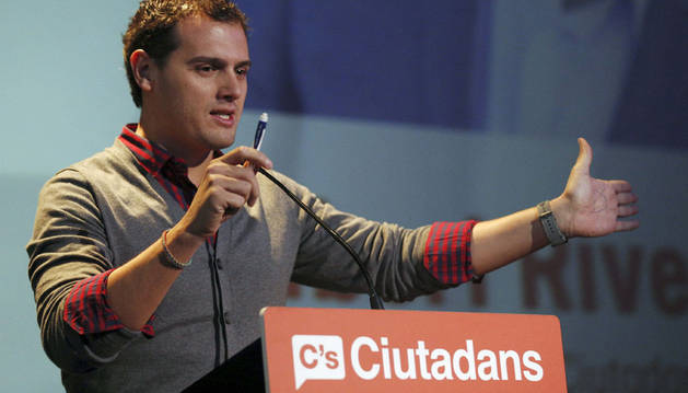 ​Albert Rivera: