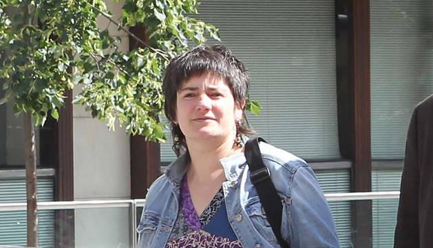 Aitziber Sarasola.