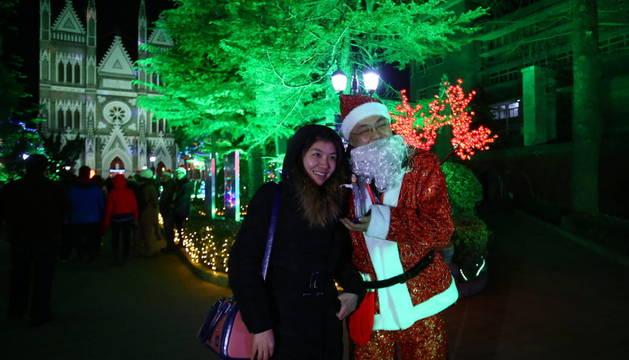 Navidad en China.