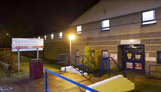 Imagen del centro especializado Brownlee Centre del Hospital Gartnavel en Glasgow