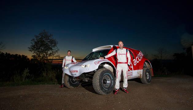 El Dakar contará por primera vez con un coche eléctrico