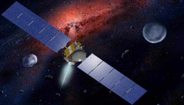 La nave Dawn inicia la aproximación al planeta enano Ceres