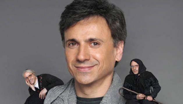 José Mota, protagonista en TVE.