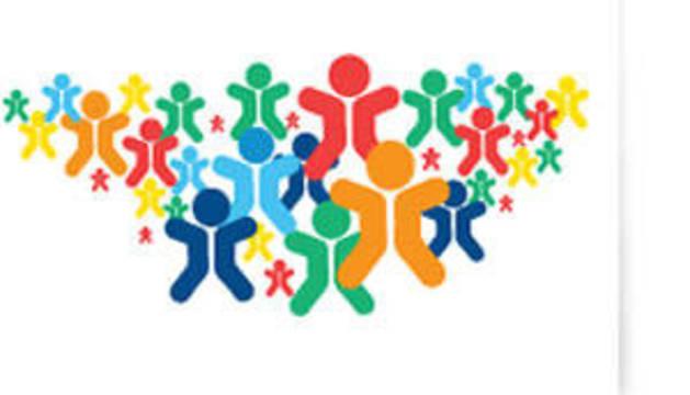 Logotipo del Congreso de Voluntariado de 2013.