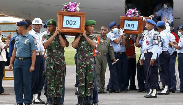 Las autoridades han recuperado siete cadáveres