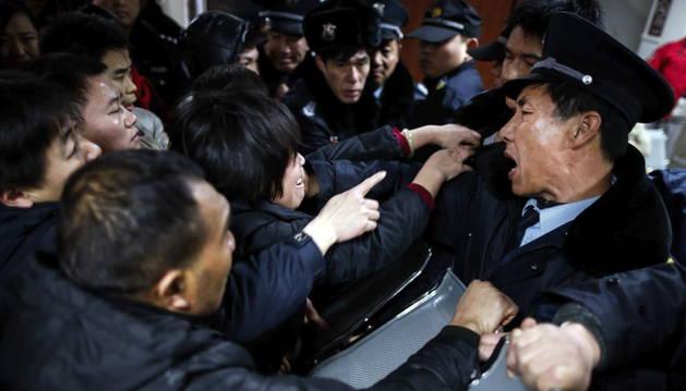 La avalancha humana en Shanghái es la más grave en China desde 1993