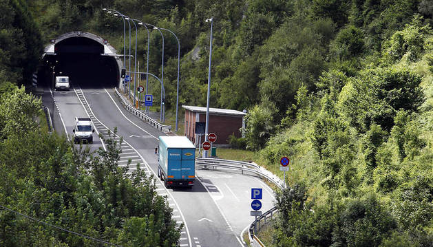 ¡Atención, túneles de Belate!